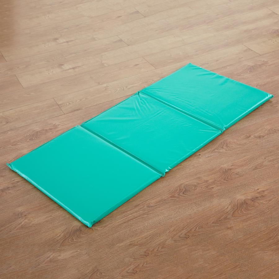 Buy Folding Stitched Sleep Mats With Storage Bag 6pk Tts