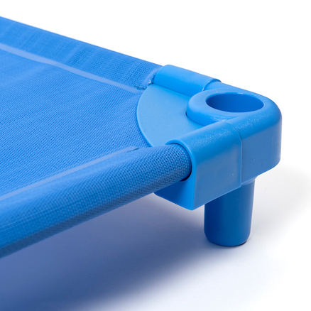 Stacking Plastic Rest Beds  large