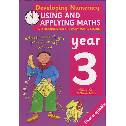 Using and Applying Maths Books  large