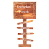 Greyboard Display Signposts 3pk  small