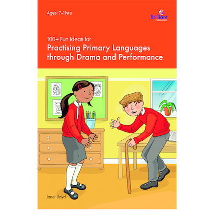 Practising Languages Through Drama Book  large
