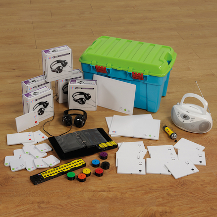 Recordable Resources Speaking and Listening Kit  large