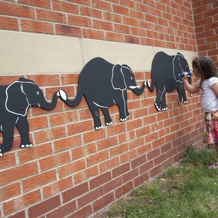 Animal Chalkboards  large