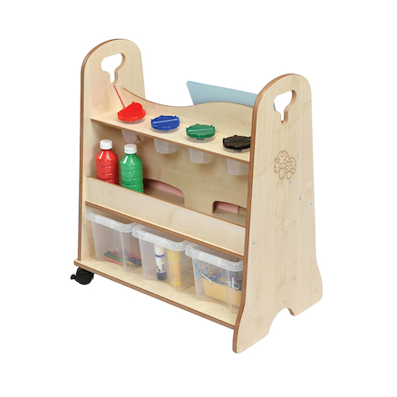 Toddler Art Trolley  large