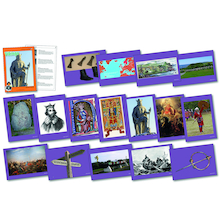 Vikings in Britain A4 Photos 16pk  medium