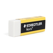 Staedtler Noris Erasers 20pk  medium