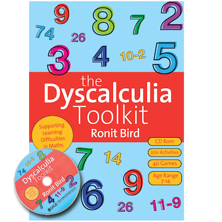 The Dyscalculia Activity Toolkit Book  large