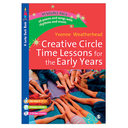 EY Creative Circle Time Book  large