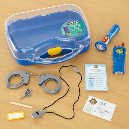 Role Play Police Equipment Kit  large