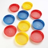 Plastic Sieves 10pk  small