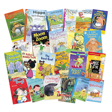 KS1 and KS2 Lower Ability Reader Books 25pk  medium