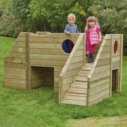 Outdoor Explore and Climb Unit  large