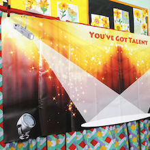 You've Got Talent Backdrop  medium