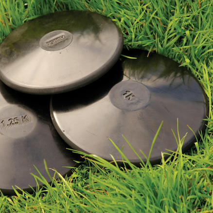Rubber Discus  large