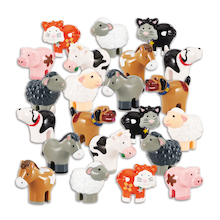 Small World WOW Farm Yard Animal Set 22pcs  medium