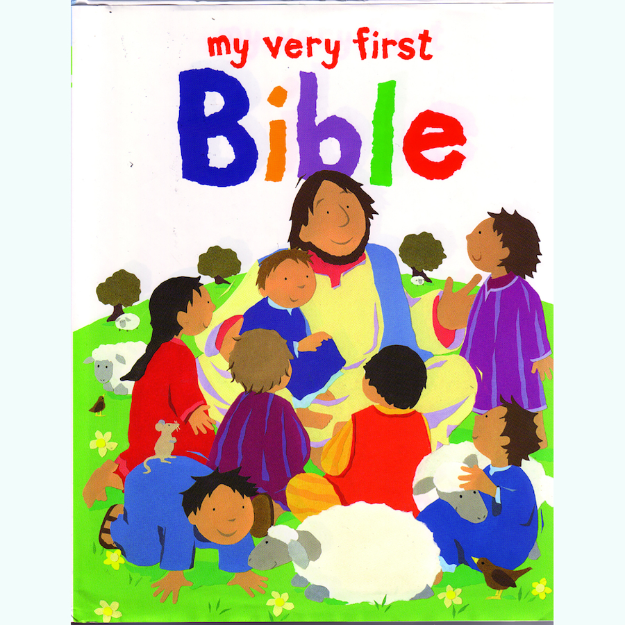 Children S: Buy Illustrated Very First Children's Bible