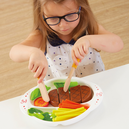 Role Play Home Cooked Food Set  large