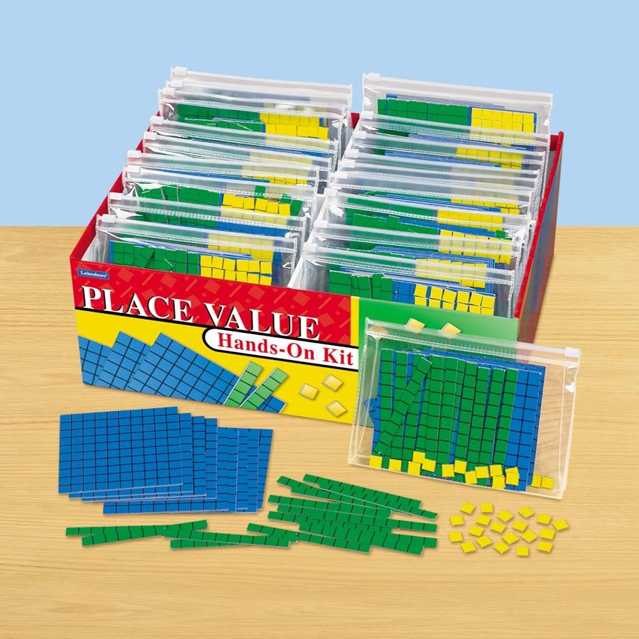 Buy Place Value Hands On Kit