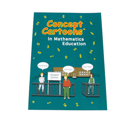 Concept Cartoons Maths Book  large