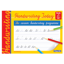 Handwriting Today Cursive Handwriting Workbooks  medium