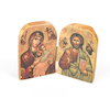 Resin Christian Icons 2pk  small