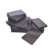 Black Sugar Paper Stack Pack  medium