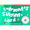 Everyones Singing Lord Book and CD  small