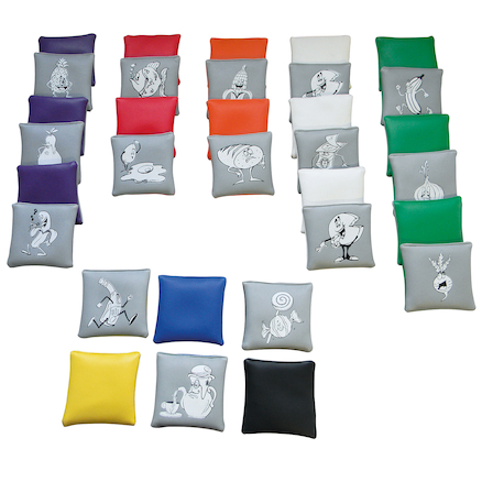 Nutrition Bean Bags 32pk  large