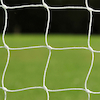 3.5mm Knotted Football Nets Pair  small