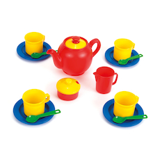 Role Play Tea Set 17pcs  medium