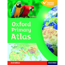 Oxford Primary Atlas  medium