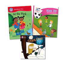 Guided Reading Book Packs - Pink Band  medium