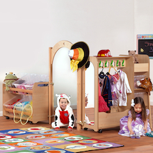 Playscapes Mini Dressing Up Zone  medium