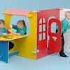Café and Tearoom Role Play Panels 3pcs  small