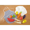 Role Play Wooden Slicing Fruit and Veg Set  small