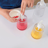 Clear Plastic Paint Dispensers  small
