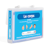 French Vocabulary Builders \- Body Parts  small