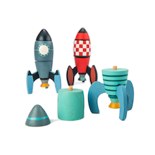 Rocket Construction Set  medium