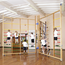 Spectrum Gym Climbing Frame  medium