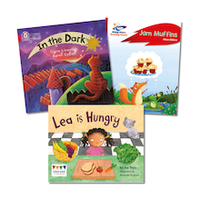 Guided Reading Packs - Red Band  medium