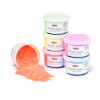 Assorted Fluorescent Powder Paint, 6x500g  small