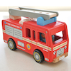 Toddler Wooden Fire Engine  small