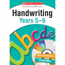 Literacy Skills: Handwriting  medium