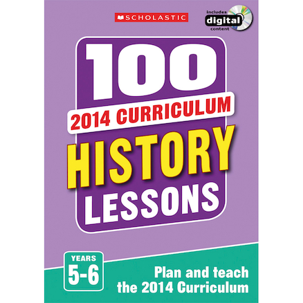 100 New Curriculum History Ideas Books  large