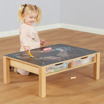 Mini Mark Makers Chalkboard Table  large