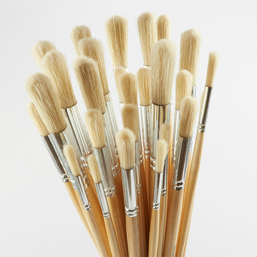 Make Own Paint Brush