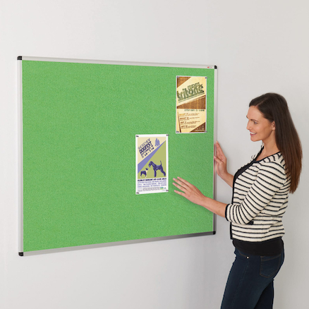 ColourPlus Framed Noticeboards  large