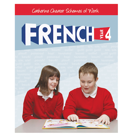 Catherine Cheater Schemes of Work For French  large