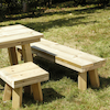 Storytellers Outdoor Furniture Buy all and Save  small