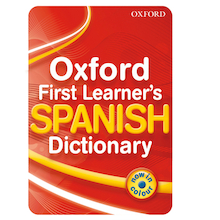 Oxford First Learner's Spanish Dictionary  medium